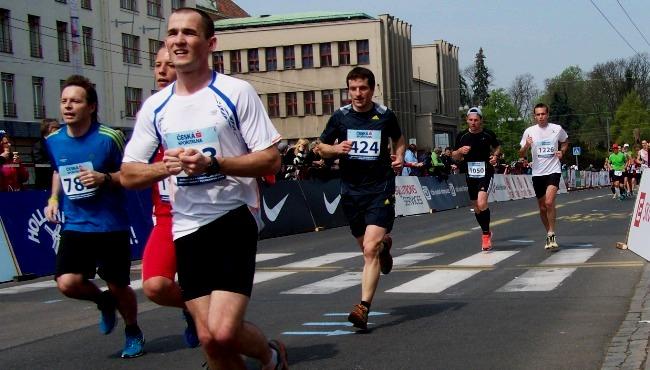 pvp10 - závod 3 - Pardubický půlmaraton - Běh Mistrovství mužů a žen -  Czech Sport Guru