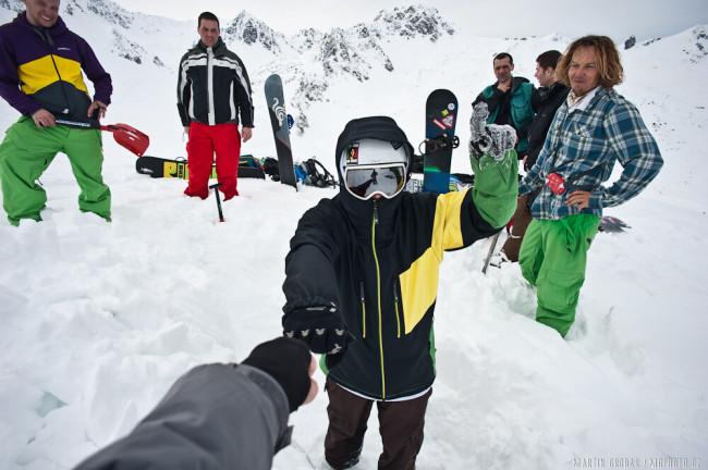 Snowcamp Arosa 2015 Czech Sport Guru