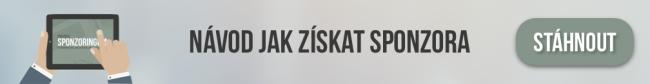 Průvodce sponzoringem, návod jak získat sponzora, kde sehnat sponzoring, sponzorství, dar, reklama a marketing, pruvodcesponzoringem.cz, nabídka pro sponzora